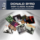 Donald Byrd: Eight Classic Albums