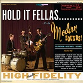 Joel Paterson/The Modern Sounds: Hold It Fellas/Stomp Stomp