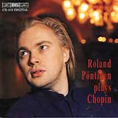 Roland P&#246;ntinen Plays Chopin
