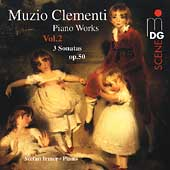 SCENE  Clementi: Piano Works Vol 2 / Stefan Irmer