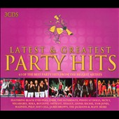 Various Artists: The Latest & Greatest Party Hits [2011] [Box]