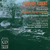 Albert: RiverRun, To Wake the Dead / Rostropovich, Kendall