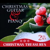 Various Artists: Christmas Guitar and Piano: Christmas Treasures