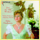 Joy To The World: A Christmas Recital / Edita Gruberova