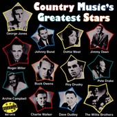 Various Artists: Country Music's Greatest Stars [Select O Hits]
