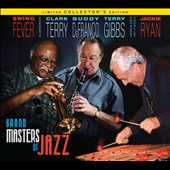 Clark Terry/The Swing Fever Big Band/Jackie Ryan/Terry Gibbs/Buddy DeFranco: GrandMasters of Jazz [Digipak] *