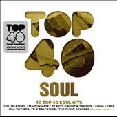 Various Artists: Top 40: Soul