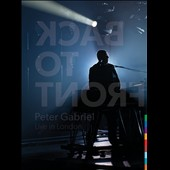 Peter Gabriel: Back to Front: Live in London [DVD/CD] [Limited Edition]