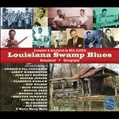 Various Artists: Louisiana Swamp Blues [Box]