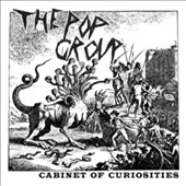 The Pop Group (Rock): Cabinet of Curiosities [Digipak]