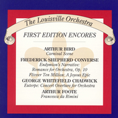 Louisville Orchestra - First Edition Encores: Converse, etc