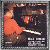 Albert Ammons: Alternate Takes Radio Performances