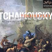 Tchaikovsky: 1812 Overture, etc / Domingo, Philharmonia