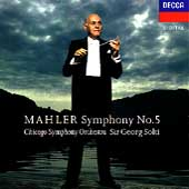 Mahler: Symphony no 5 / Solti, Chicago SO