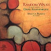 Random Walks - Piano Music of David Kraehenbuehl / Braden