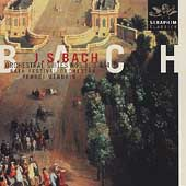 Bach: Orchestral Suites no 1, 3 & 4 / Menuhin, Bach Festival