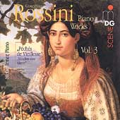 SCENE  Rossini: Piano Works Vol 3 / Stefan Irmer