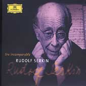 The Incomparable Rudolf Serkin