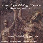 Gloriae Dei Cantores - Copland, Thomson / Patterson