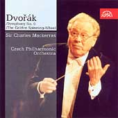 Dvorák: Symphony no 6, Golden Spinning-Wheel / Mackerras