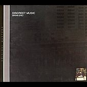 Brian Eno: Discreet Music [Astralwerks] [Digipak] [Remaster]