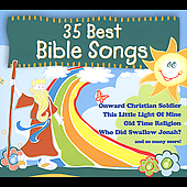 Various Artists: The 35 Best Bible Songs [Digipak]