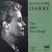 Jeanne-Marie Darr&#233; - The Early Recordings