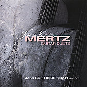 Mertz: Guitar Duets