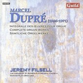 Dupr&#233;: Complete Organ Works Vol 7 / Jeremy Filsell
