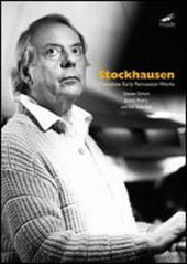 Stockhausen: Complete Early Percussion Works / Steven Schick, Red Fish Blue Fish [DVD]