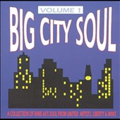 Various Artists: Big City Soul, Vol. 1