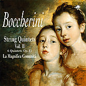 Boccherini: String Quintets Vol 2 / Magnifica Comunit&agrave;