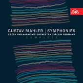 Mahler: Symphonies / Neumann, Czech PO, et al