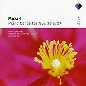 Mozart: Piano Concertos Nos. 20 & 27