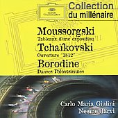 Mussorgsky: Pictures At An Exhibition/Borodin: Prince Igor/Tchaikovsky: Overture
