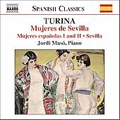 Spanish Classics - Turina: Piano Music Vol 3 / Jordi Masó