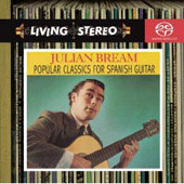 Popular Classics for Spanish Guitar / Julian Bream