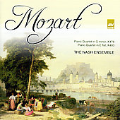 Mozart: Piano Quartets / The Nash Ensemble
