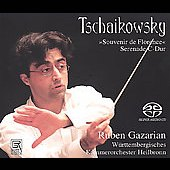 Tchaikovsky: Souvenir de Florence, Serenade for Strings