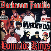 DarkRoom Familia: Homicide Kings [Bonus Tracks] [PA]