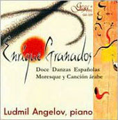 Granados: 12 Dances / Ludmil Angelov