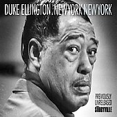 Duke Ellington: New York, NY [Digipak]