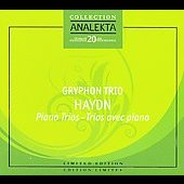 Haydn: Piano Trios / Gryphon Trio