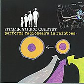 Vitamin String Quartet: Vitamin String Quartet Performs Radiohead [Digipak]