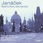 Janacek: Works For Piano, Violin & Cello