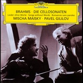 Brahms: Die Cellosonaten