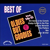 Various Artists: Oldies But Goodies, Vol. 14 & 15