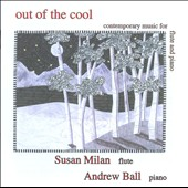 Out of the Cool / works for flute & piano
