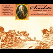 Domenico Scarlatti: Complete Keyboard Sonatas, Vol. 2 - books 3, 4 & 5 / Carlo Grante, piano