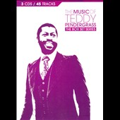 Teddy Pendergrass: The  Music of Teddy Pendergrass [Long Box]